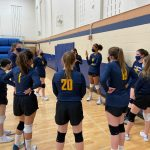 Eagles take three of five sets from OLY Frosh & C-Teams
