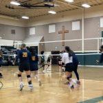 Senior Night plus 2 Wins Headline Final Week of Volleyball Season