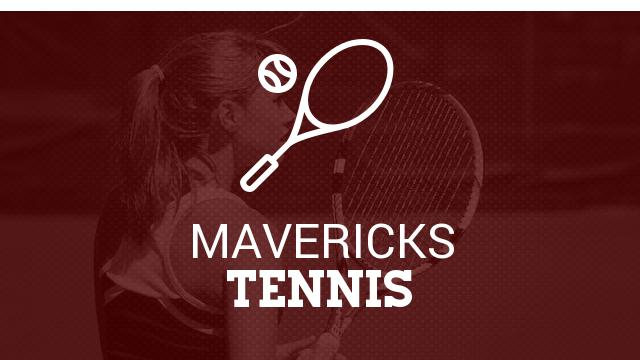 Mavs Tennis Drop Close Match to Walled Lake Central 5-4