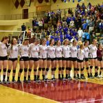 Milford Volleyball Sweeps Lakeland to advance to the District Final