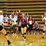 Milford Volleyball falls short in Outstanding District Final Match