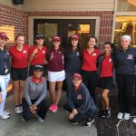 Milford High School Girls Varsity Golf finishes 5th place