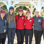 Milford High School Girls Varsity Golf finishes 11th place