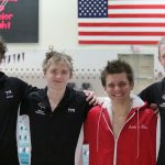 Milford High School Boys Varsity Swimming beat Pinckney High School 99-87