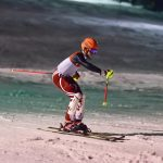 Milford High School Boys Varsity Skiing finishes 4th place