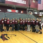 Milford High School Girls Varsity Basketball falls to Walled Lake Northern High School 40-25