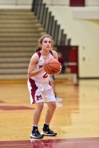 Milford Girls Basketball 2016-17