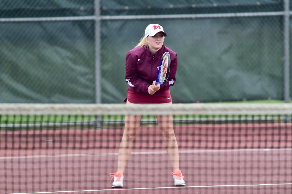 Milford Girls Tennis Tops South Lyon 5-4, Falls to East 4-5