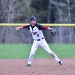 Milford Baseball Beats Holly in District Opener