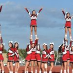 Milford High School Cheer Tryouts