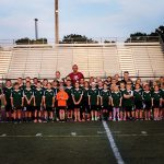 Milford High School Boys Varsity Soccer beat South Lyon East High School 3-2