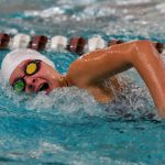 Milford Swims to 4th Place Finish in LVC Championship Meet