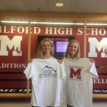 STS Athletics Student-Athletes of the Week: Andrea Davis and Victoria Heiligenthal