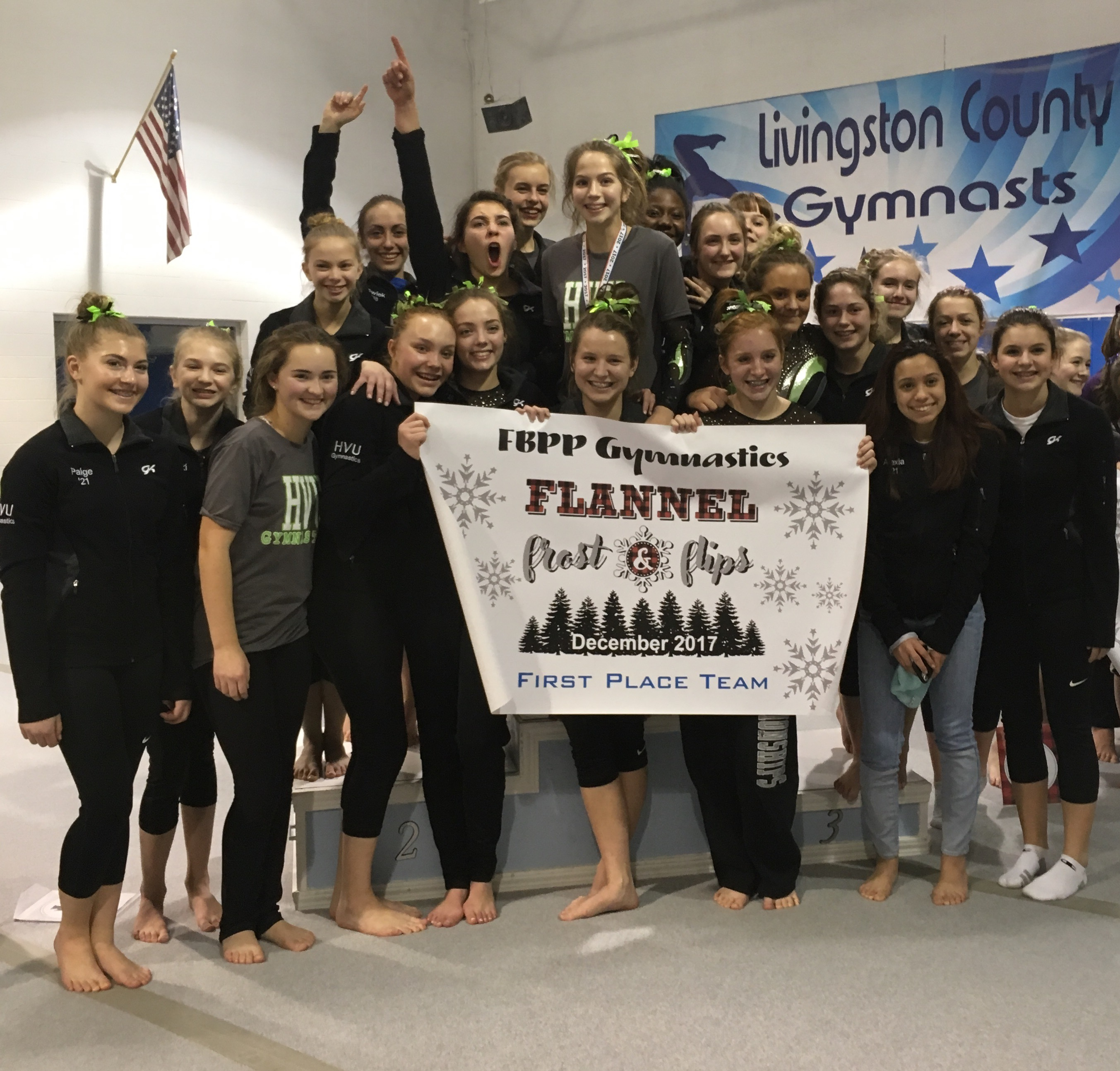 Huron Valley Gymnastics to Host Invitational at Lakeland High School