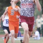 Gustafson School Record Highlights Strong Regional Performances for Mens Track Team