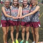Girls Track Team Continues Strong Season with Outstanding Regional Performances