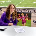 Streeter Signs Letter of Intent