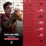 Othello Varsity Football Schedule, 2021