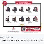 OHS Cross Country Spirit Packs