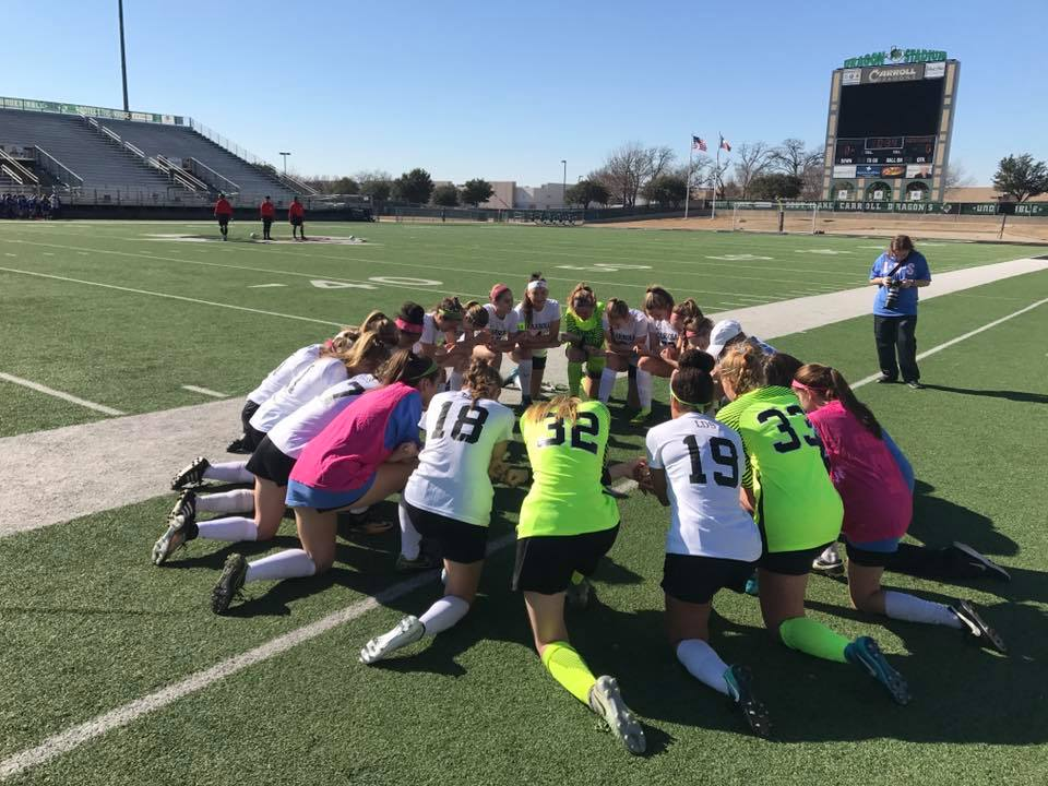 Lady Dragon Soccer earn dramatic victory on day 2 of Governor's Cup