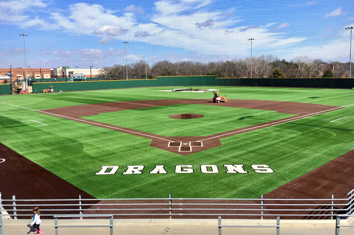 Dragon Baseball Varsity game location changes for LD Bell Series
