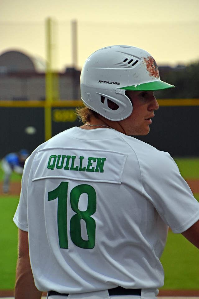 Dragon Baseball within one of clinching district title