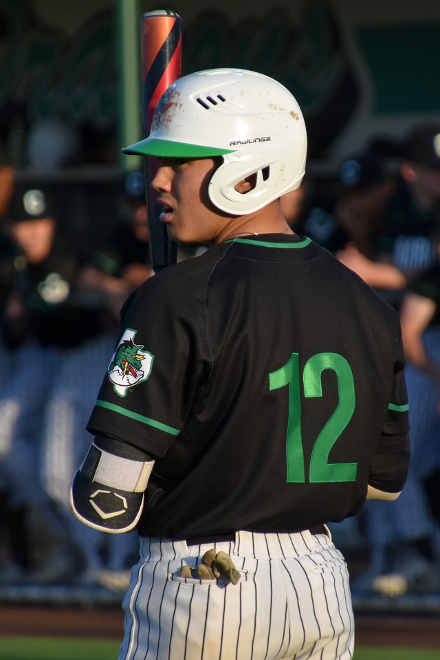 Dragon Baseball clinches District Title with 9-1 win over Hebron