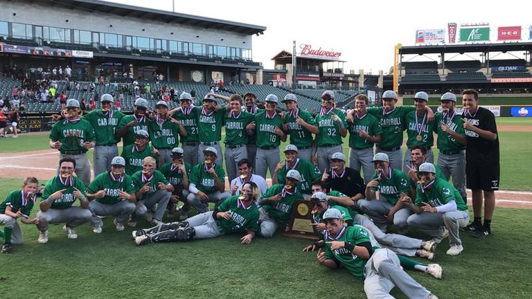 State Baseball highlight video from Friday Night Glory