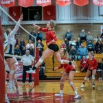 Volleyball Tryouts Begin Monday, February 1st