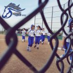 Mountain House High School Varsity Softball beat Ben Holt College Prep Academy 14-13