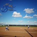Mountain House High School Varsity Softball falls to Riverbank High School 13-3