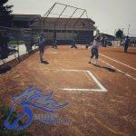 Mountain House High School Varsity Softball falls to Escalon High School 14-1