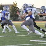 Mountain House High School Varsity Football beat Chavez 33-12