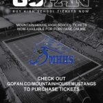Game Tickets Available Online