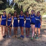 Mountain House High School Girls Varsity Cross Country finishes 3rd place
