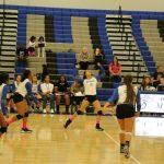 Mountain House High School Girls Varsity Volleyball falls to Hilmar High School 3-0