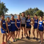 Mountain House High School Girls Varsity Cross Country scores 0 points at meet