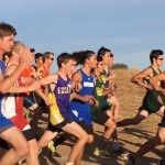 Mountain House High School Boys Varsity Cross Country finishes 6th place