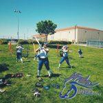 Varsity Softball falls to Kimball 14 – 3