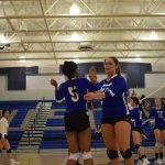 Girls Varsity Volleyball wins 3-0 vs Johansen