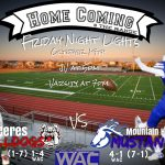 Mustangs Homecoming Game is Friday!!!