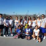 Congratulations to our UNDEFEATED Tennis Team.