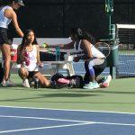 Tennis Doubles Set to Start