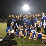Girls Junior Varsity Soccer beats Edison 3 – 1