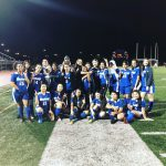 Girls Junior Varsity Soccer beats McNair 4 – 1