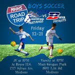 Support Our Boys As They Head to Beyer