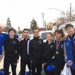 Varsity Boys and Girls Wrestlers compete at the Bulldog Classic Tournament in Turlock