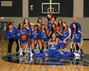 2018-19 Girls Varsity Basketball