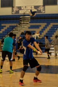 Boys Volleyball v Lathrop