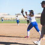 Girls Varsity Softball falls to River City